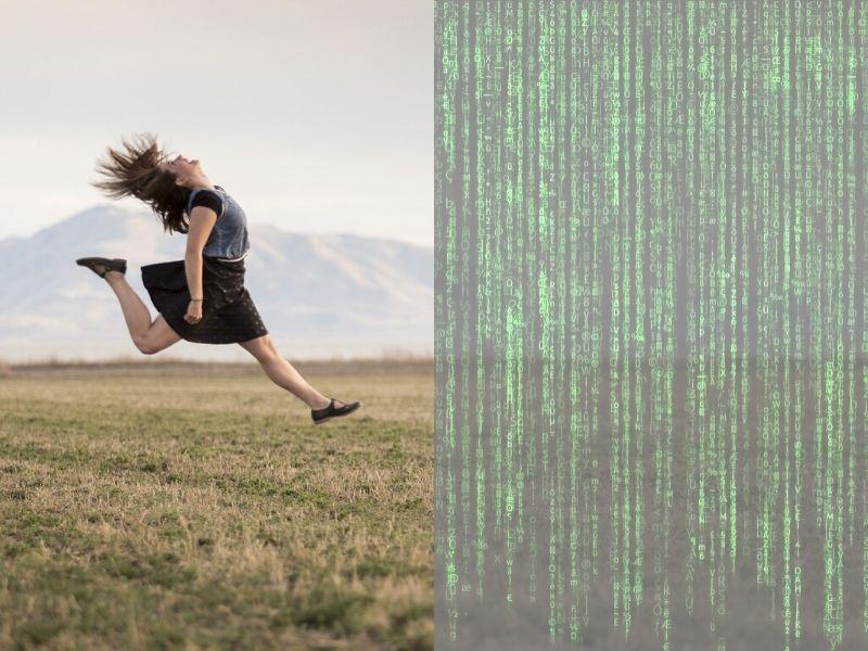 Salto a matrix terapeuta online sendanatur communica
