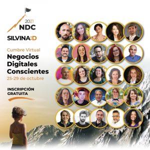 Cumbre virtual Negocios Digitales Conscientes todos los ponentes