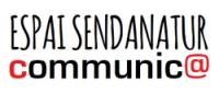 logo web sendanatur communica