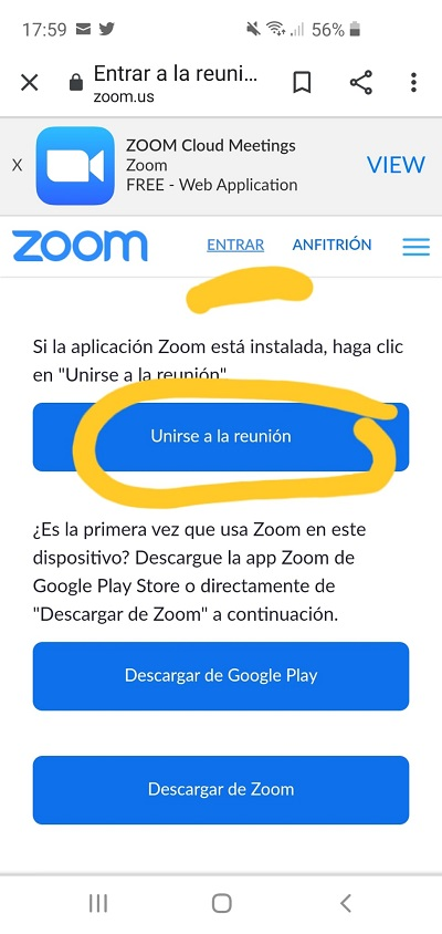zoom movil 1